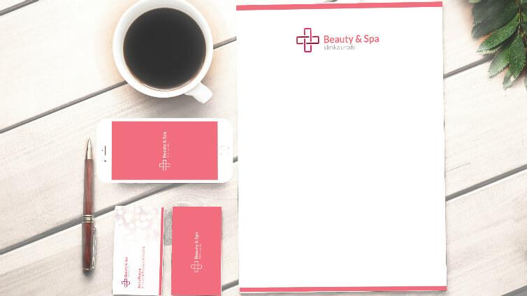 Projektowanie materiałów graficznych, wizytowek dla lekarzy i gabinetów medycznych