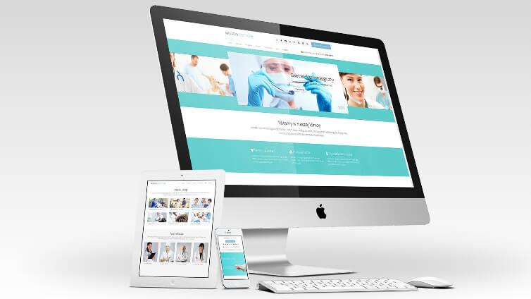 Tworzenie stron WWW dla lekarzy i stomatologów