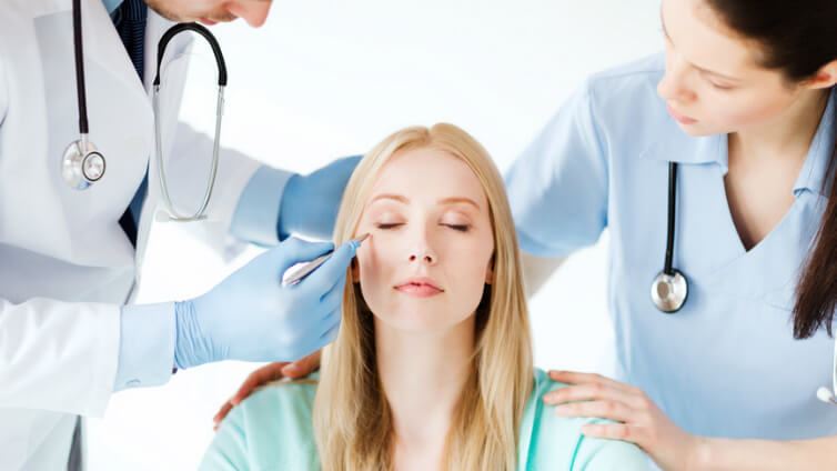 Szkolenia z kwasu hialuronowego - poziom podstawowy: bruzdy nosowo-wargowe i linie marionetki