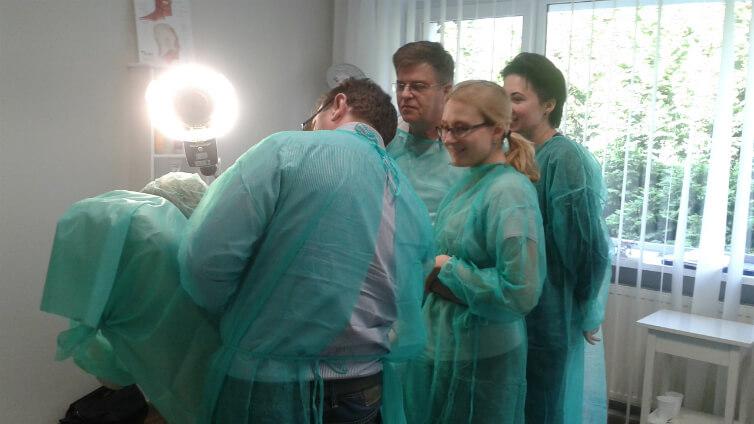 Ollie szkolenia z toksyny botulinowej i kwasu hialuronowego dla-lekarzy