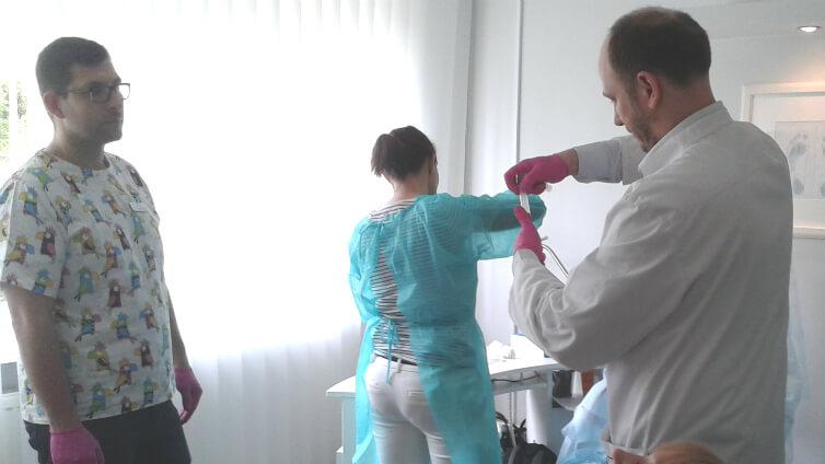 Kompleksowe szkolenie z osocza bogatopłytkowego, mezoterapii i mezorollera-relacja