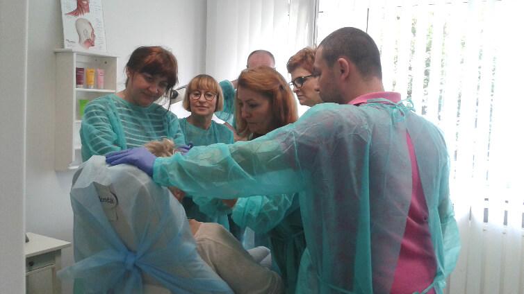 Szkolenie Podstawy medycyny estetycznej - kwas hialuronowy, toksyna botulinowa i peelingi