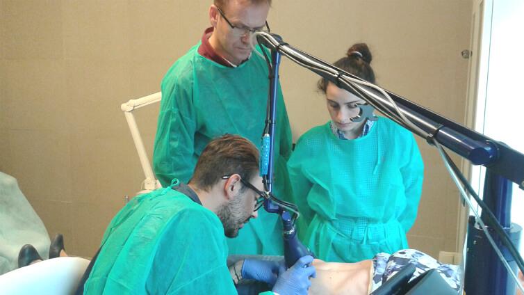 Medycyna estetyczna - szkolenia na wszystkich poziomach zaawansowania: Laseroterapia