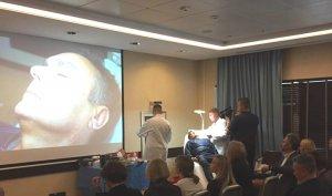 Warszaty na Kongresie Medycyny Estetycznej w Hiltonie prowadzone przez dr n. med. Michała Rogowskiego-Tylmana