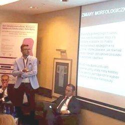 Wykładowca OLLIE, dr n. med. Michał Rogowski-Tylman, prelegentem na XVI Kongresie Medycyny Estetycznej