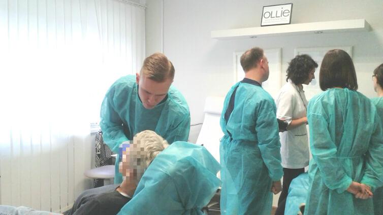 Trudne przypadki i powikłania w medycynie estetycznej oraz inne szkolenia w OLLIE