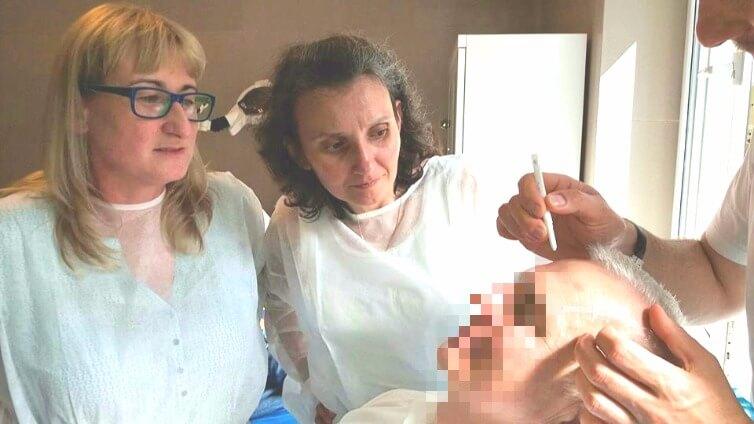 Z ręką na pulsie w OLLIE - szkolenie z toksyny botulinowej